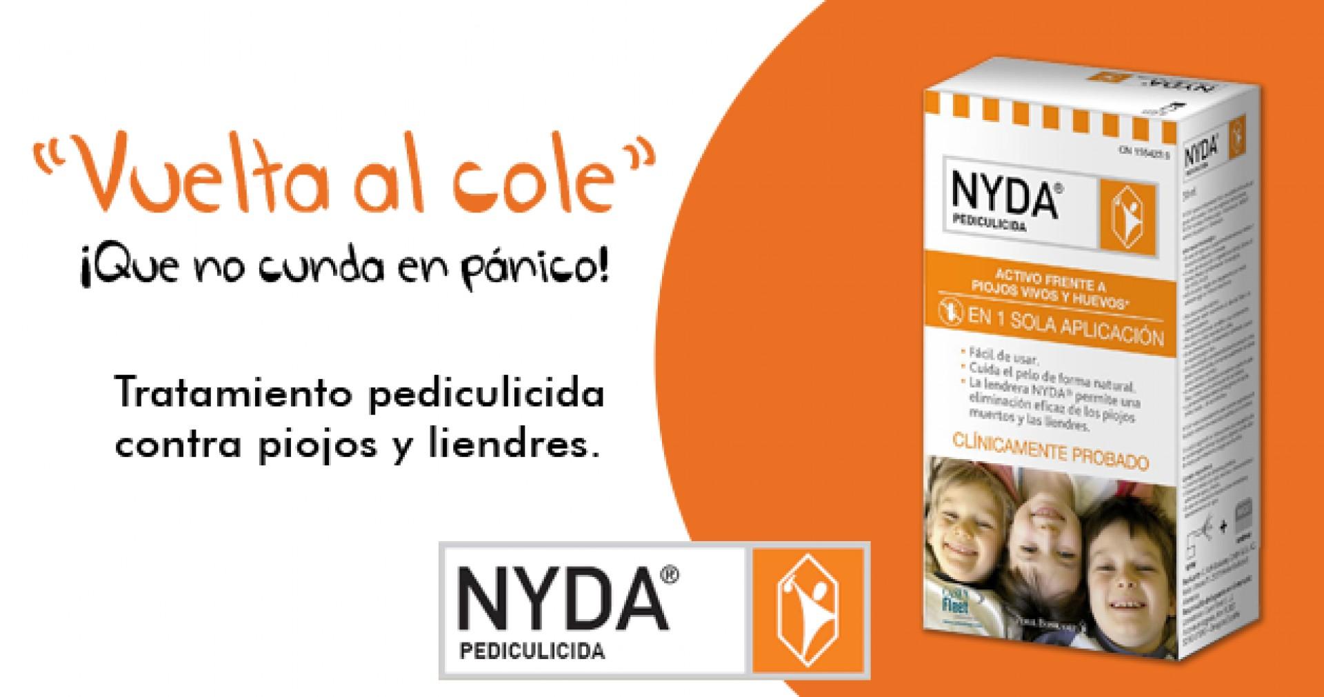 Tratamiento contra piojos NYDA