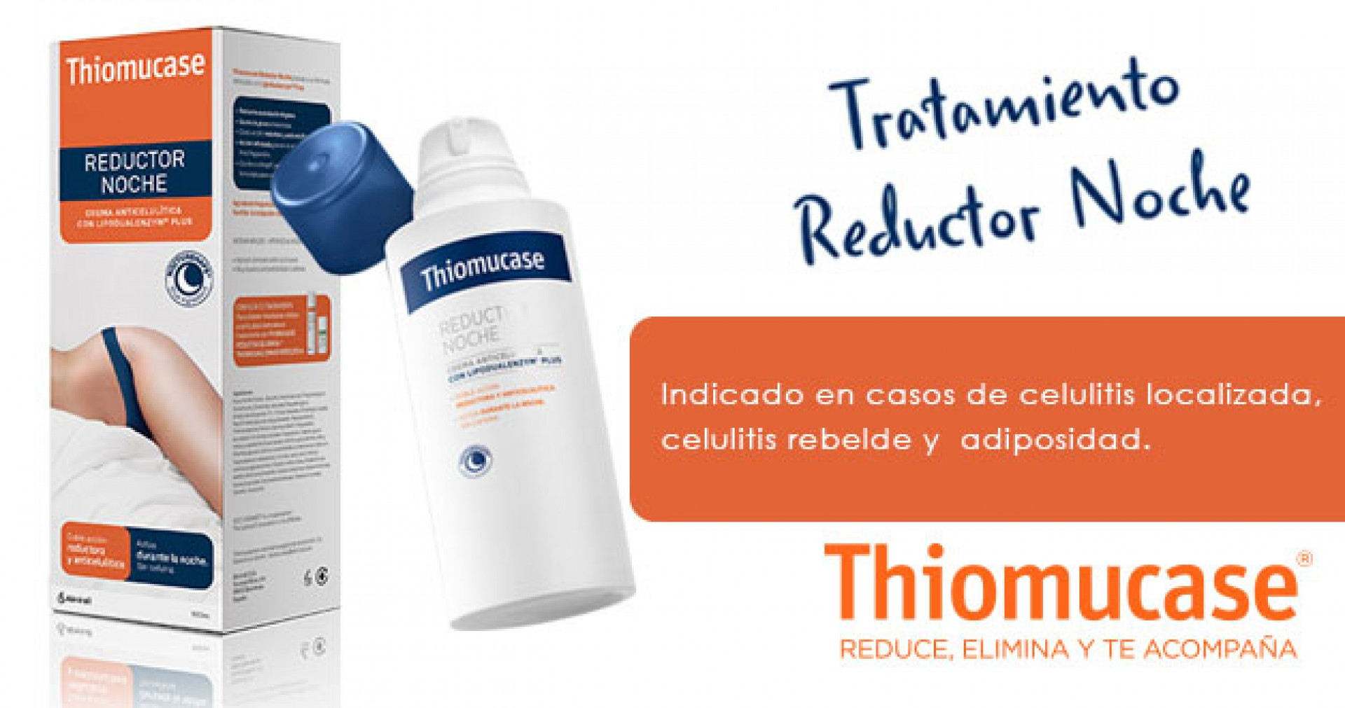 Reductor anticelulítico noche Thiomucase