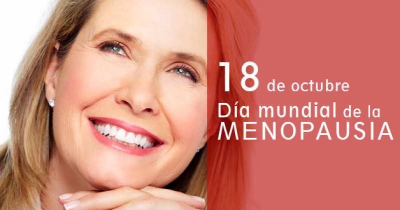 imagen de 18 de Ocutbre: Día mundial de la menopausia