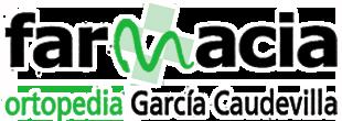 Logotipo. Farmacia Marina - Ortopedia García Caudevilla . Zaragoza